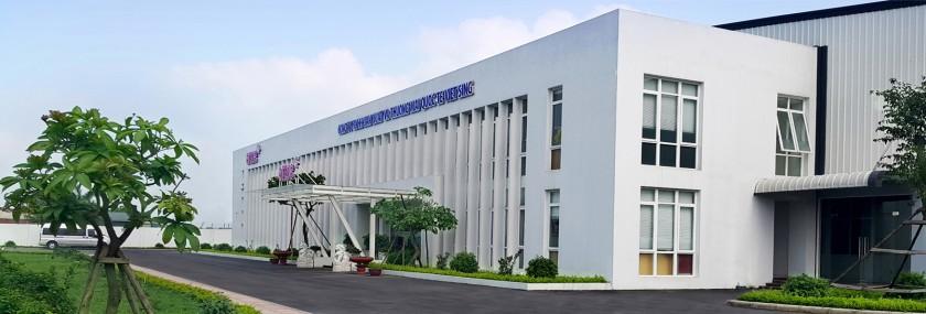 Nhà máy AMIE tiêu chuẩn GMP