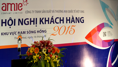 hoi nghi khach hang amie 2015